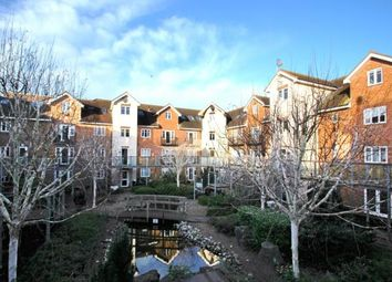 Thumbnail 2 bed flat for sale in The Quadrangle, Lumley Road, Horley, Surrey