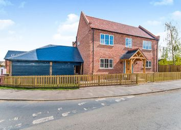 Thumbnail 3 bedroom detached house for sale in School Road, West Walton, Wisbech