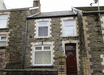 Thumbnail 2 bed terraced house for sale in High Street, Abertillery