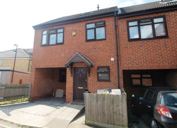 Thumbnail 3 bed terraced house to rent in Hussain Close, Sudbury Hill, Harrow