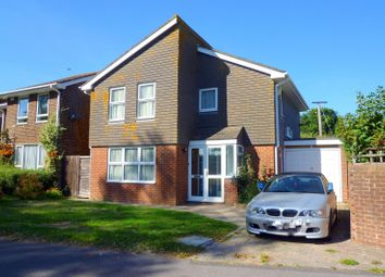 Thumbnail 3 bed detached house to rent in Lamorna Gardens, Westergate, Chichester