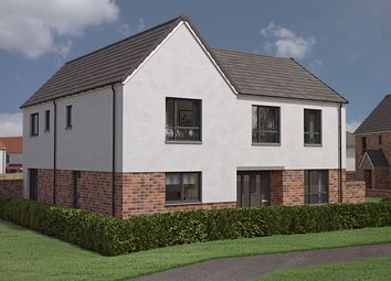 Thumbnail 5 bed detached house for sale in Stewart Gardens, Malletsheugh Road, Newton Mearns