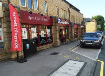 Thumbnail Retail premises for sale in Holmfirth HD9, UK