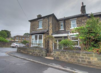 Thumbnail 3 bedroom terraced house for sale in Rose Terrace, Horsforth, Leeds
