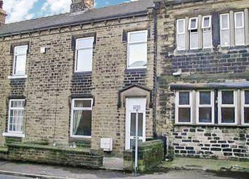 Thumbnail 2 bed terraced house for sale in School Street West, Lindley, Huddersfield