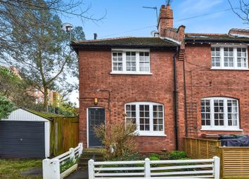 Thumbnail 2 bed end terrace house for sale in Yeatman Road, London