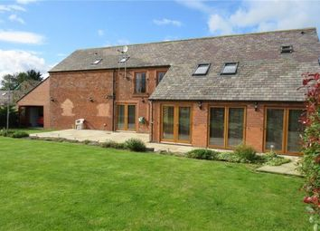 Thumbnail 4 bed detached house for sale in Tykes Barn, Little Bampton, Wigton, Cumbria
