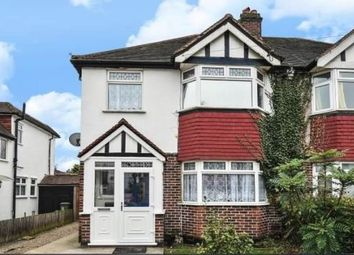 Thumbnail 3 bed semi-detached house to rent in Whitehall Road, Bromley