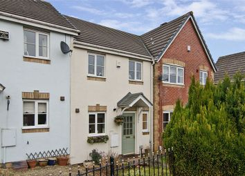Thumbnail 2 bed terraced house for sale in Foxglove Close, Lichfield