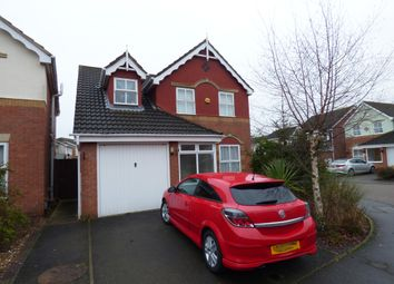 Thumbnail 3 bedroom detached house to rent in Beeston Drive, Park Farm