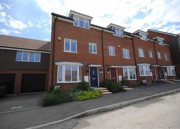 Thumbnail 4 bed end terrace house for sale in Goshawk Green, Leighton Buzzard