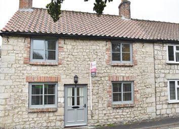 Thumbnail 2 bed cottage for sale in Church Lane, Burton Leonard, Harrogate