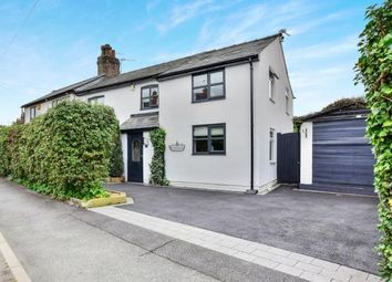 Thumbnail 3 bed semi-detached house for sale in Lacey Green, Wilmslow, Cheshire, .