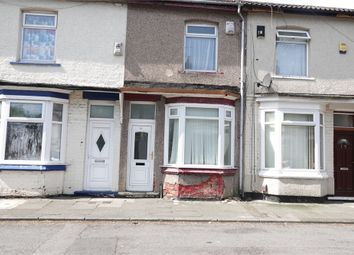 Thumbnail 2 bed terraced house to rent in Cadogan Street, North Ormesby, Middlesbrough, North Yorkshire