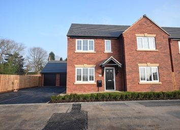 Thumbnail 5 bed detached house to rent in Riber Drive, Chellaston, Derby