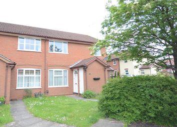 Thumbnail 1 bedroom end terrace house for sale in Fernhurst Road, Calcot, Reading
