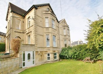 Thumbnail 2 bedroom flat to rent in Upper Oldfield Park, Bath