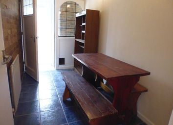 Thumbnail 4 bed terraced house to rent in Clarence Avenue, Clapham