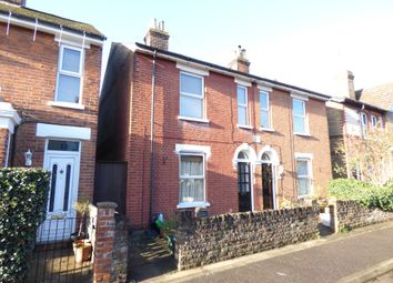 Thumbnail 2 bed end terrace house to rent in St. Pauls Road, Colchester