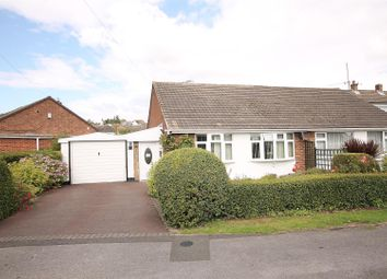 Thumbnail 2 bed semi-detached bungalow for sale in Durham Close, New Whittington, Chesterfield