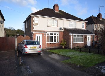 Thumbnail 3 bed semi-detached house to rent in Kitling Greaves Lane, Burton-On-Trent, Staffordshire