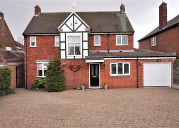 Thumbnail 5 bed detached house for sale in Thievesdale Lane, Worksop