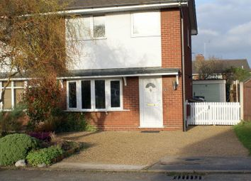 Thumbnail 3 bedroom semi-detached house to rent in Grenville Close, Haslington, Crewe