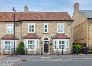 Dickens Boulevard, Fairfield, Herts SG5. 3 bed semi-detached house for sale
