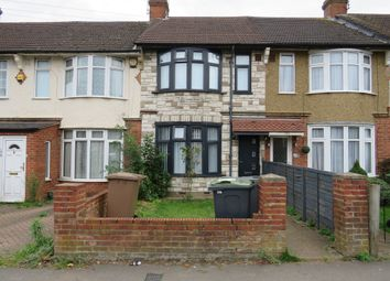 Thumbnail 2 bedroom terraced house for sale in Bishopscote Road, Luton