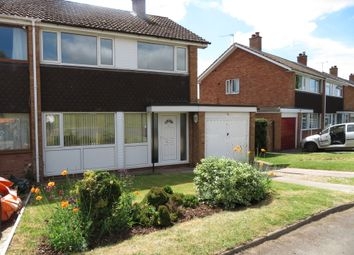 Thumbnail 3 bed semi-detached house to rent in Hampton Dene Road, Tupsley, Hereford