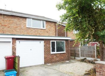 Thumbnail 3 bed property to rent in Byfield Road, Scunthorpe