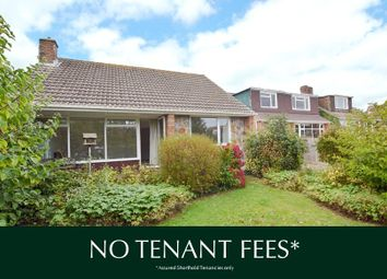 Thumbnail 2 bed bungalow to rent in Bapton Close, Exmouth