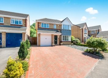 Thumbnail 4 bedroom detached house for sale in Tuffin Close, Nursling, Southampton