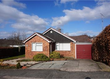 Thumbnail 3 bed detached bungalow for sale in Kelsborrow Way, Tarporley