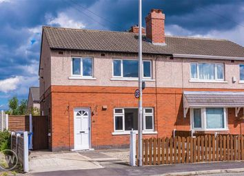 Thumbnail 3 bed semi-detached house for sale in Hill Crescent, Leigh, Lancashire
