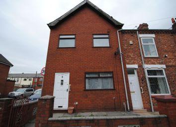 Thumbnail 3 bed end terrace house to rent in Walthew Lane, Platt Bridge, Wigan