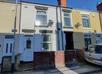 Thumbnail 2 bed terraced house for sale in Alfred Street, Kirkby-In-Ashfield, Nottingham