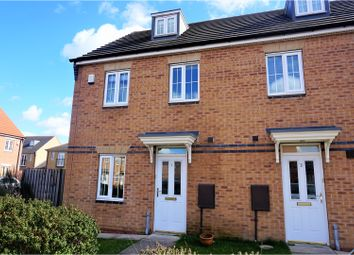 Thumbnail 3 bedroom semi-detached house for sale in Monarch Court, Newcastle Upon Tyne