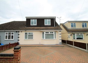 Thumbnail 4 bed property for sale in Waltham Road, Rayleigh