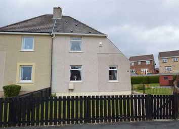 Thumbnail 3 bed semi-detached house for sale in Hillhead Crescent, Motherwell