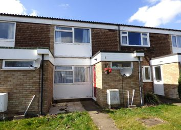Thumbnail 3 bed terraced house for sale in Morgans Close, Wilstead, Bedford, Bedfordshire