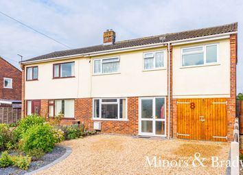 Thumbnail 5 bed semi-detached house for sale in Boyd Avenue, Dereham