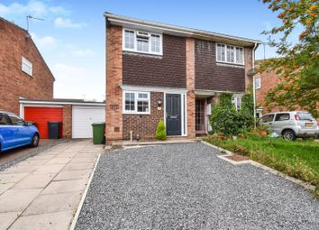 Thumbnail 2 bed semi-detached house for sale in Firethorn Crescent, Leamington Spa