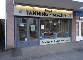 Thumbnail Commercial property for sale in Tanning & Beauty Salon, Christchurch