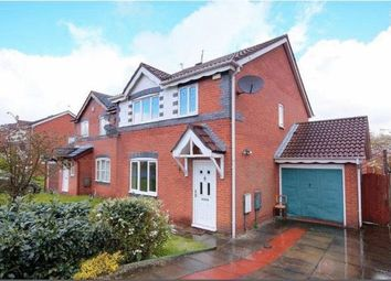 Thumbnail 4 bedroom detached house for sale in Ellesmere Road, Morris Green, Bolton, Lancashire.
