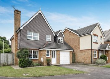 Thumbnail 4 bed property to rent in Barker Close, Arborfield, Reading