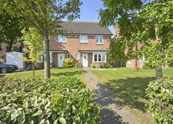 Thumbnail 3 bed semi-detached house for sale in South Street, Pennington, Lymington