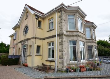 Thumbnail 1 bed flat to rent in Morlaix House, Alexandra Road, St. Austell