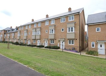 3 bed terraced house for sale in Lawes Walk, Minchin Road, Romsey, Hampshire SO51