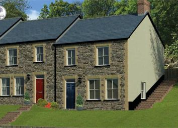 Thumbnail 2 bed end terrace house for sale in Woodland View, Blaenavon, Pontypool